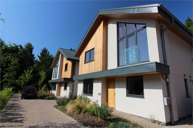 Thumbnail Detached house to rent in Alphin Rise, Pocombe Bridge, Exeter
