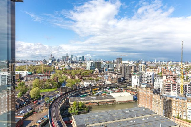 1 bed flat for sale in Distillery Tower, 1 Mill Lane, Deptford, London