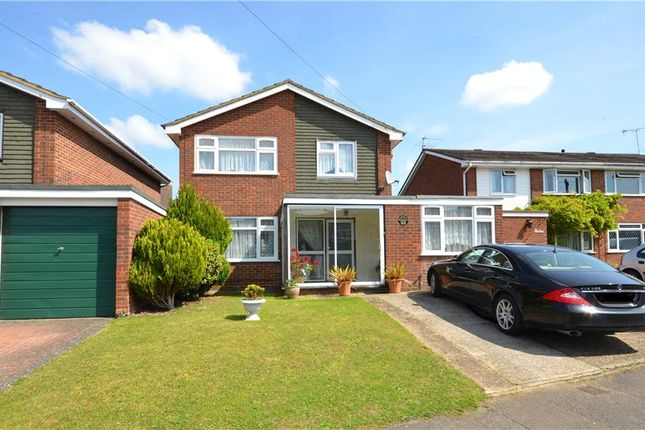 Thumbnail Link-detached house for sale in Farmers Way, Cox Green, Maidenhead