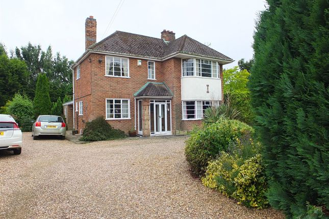 Thumbnail Detached house for sale in Folkingham Road, Billingborough, Sleaford