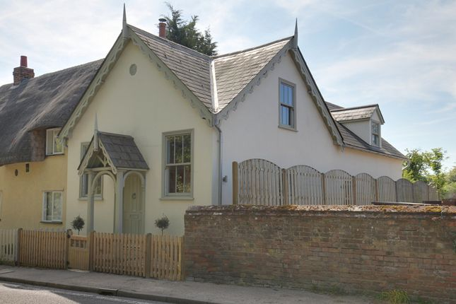 Thumbnail Semi-detached house for sale in The Street, High Roding, Dunmow