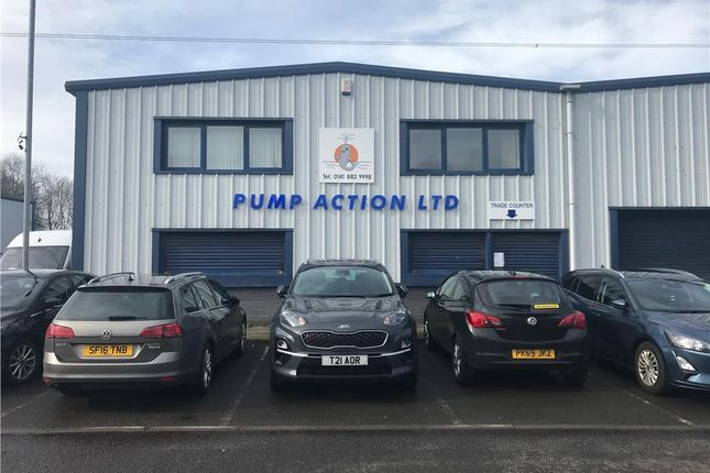 Thumbnail Light industrial for sale in 7A Queensberry Avenue, Hillington Park, Glasgow, Renfrewshire