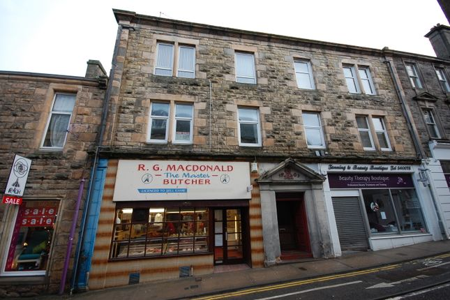 Thumbnail Flat for sale in Lossie Wynd, Elgin