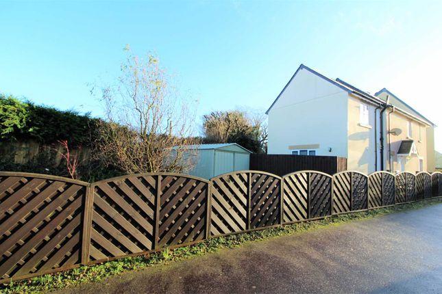 Thumbnail Semi-detached house for sale in Godolphin Park, Callington