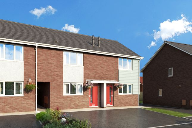 """Thumbnail Property for sale in """"The Buttercup At Meadow View, Shirebrook"""" at Brook Park East Road, Shirebrook, Mansfield"""