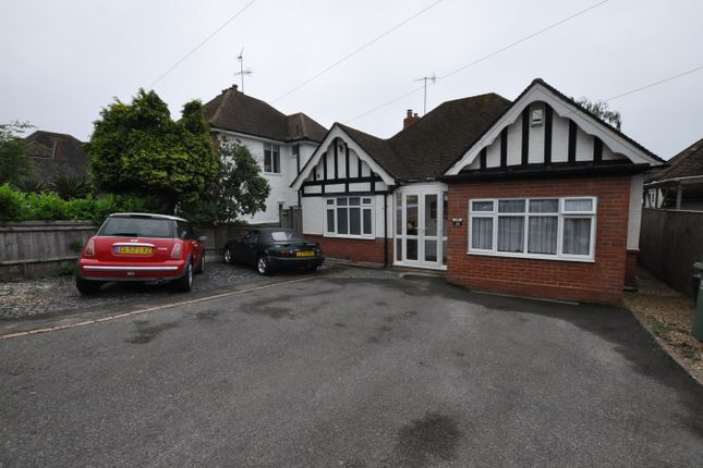 Thumbnail Detached bungalow for sale in Chantry Avenue, Bexhill-On-Sea
