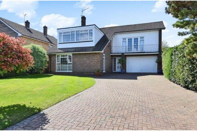 Thumbnail Detached house for sale in Brimstone Close, Chelsfield Park, Orpington