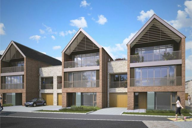 Thumbnail Town house for sale in Babraham Road, Cambridge