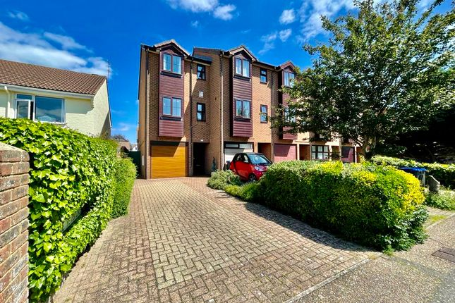 Thumbnail Town house for sale in Little Pembrokes, Downview Road, Worthing