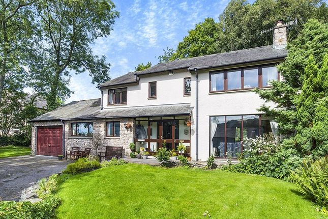 Thumbnail Detached house for sale in Woodleigh, Haverthwaite, Ulverston