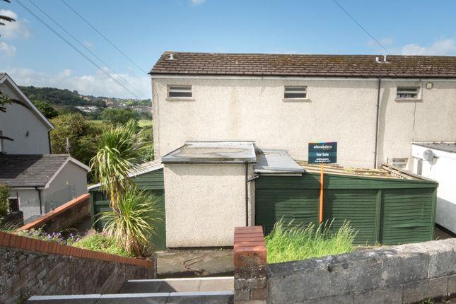 Thumbnail Maisonette for sale in Brynrheidol Estate, Llanbadarn Fawr, Aberystwyth