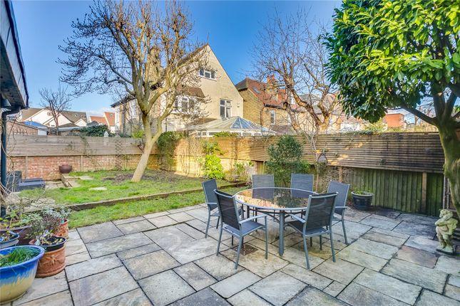 Garden of Lonsdale Road, London SW13