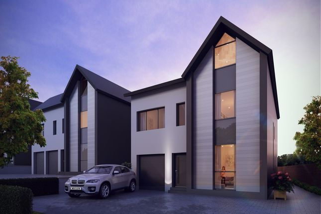 Thumbnail Detached house for sale in Reedley Road, Burnley