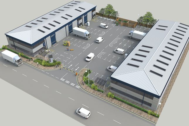 Industrial to let in Trade City Maidenhead, Clivemont Road, Maidenhead