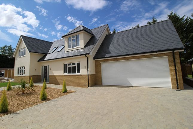 Thumbnail Detached house for sale in Hutton Grange, North Drive, Hutton, Brentwood, Essex