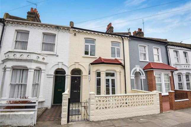 Thumbnail Terraced house for sale in Hereward Road, London
