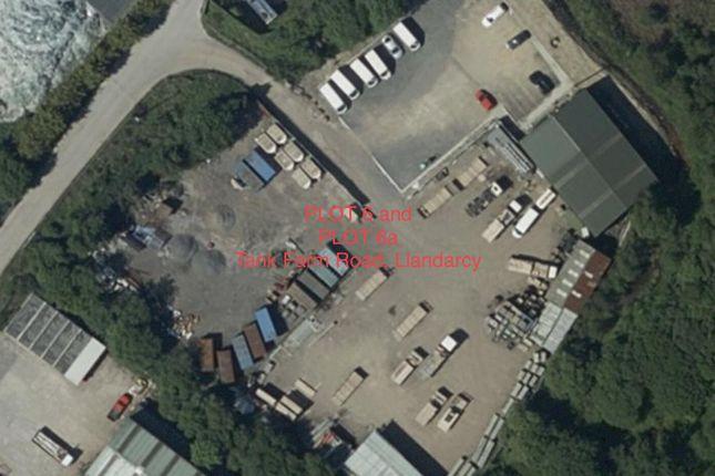 Thumbnail Warehouse for sale in Tank Farm Road, Llandarcy, Neath