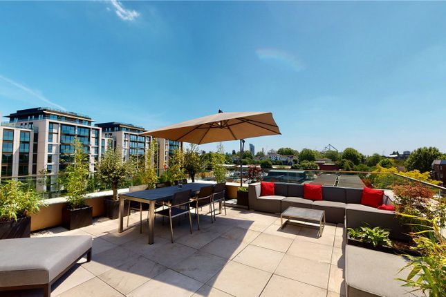 Thumbnail Flat for sale in Bolander Grove, Lillie Square, London