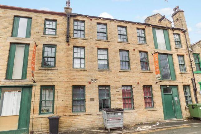 External of Quebec Street, Bradford BD1