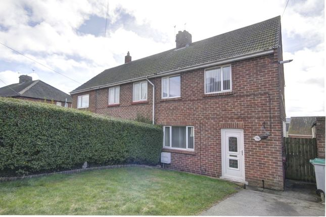 Thumbnail Semi-detached house for sale in Deneside, Lanchester, Durham