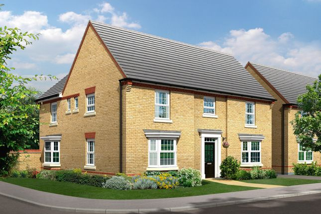 Thumbnail Detached house for sale in Plot 277, Gilbert's Lea, Birmingham Road, Bromsgrove