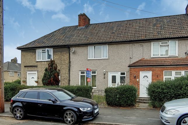 Thumbnail Terraced house to rent in Lillechurch Road, Dagenham
