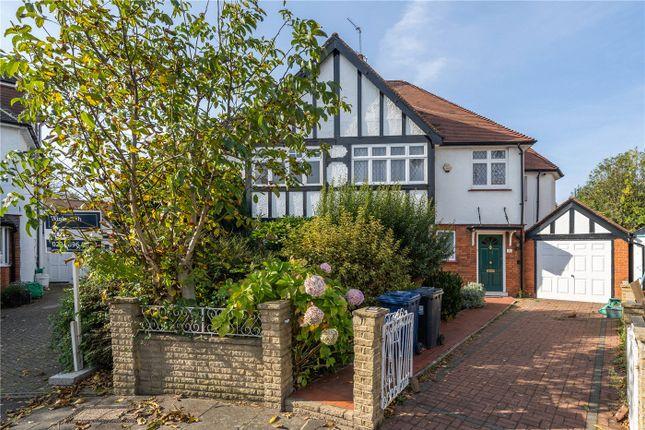 4 bed semi-detached house for sale in Lillian Avenue, London W3