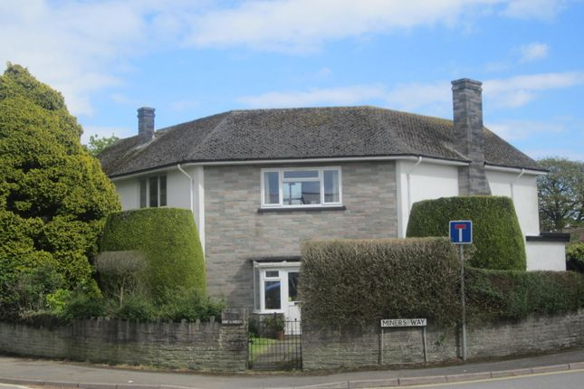 Thumbnail Detached house for sale in Miners Way, Liskeard