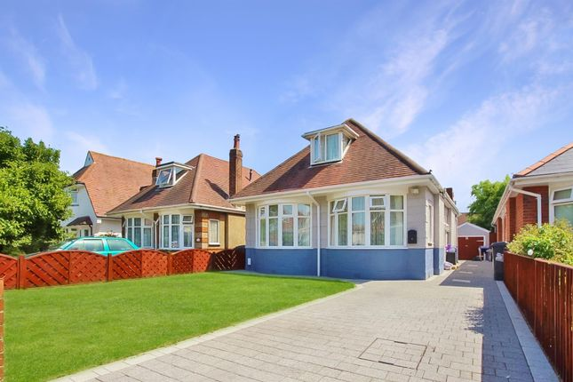 Thumbnail Detached bungalow for sale in Cox Avenue, Bournemouth