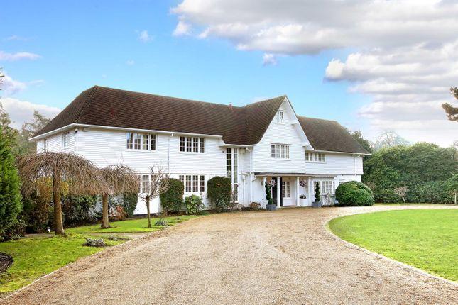 Thumbnail Detached house for sale in Ridgemount Road, Sunningdale, Ascot, Berkshire