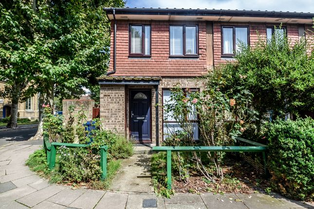 Thumbnail 1 bed end terrace house for sale in Jefferson Close, Ealing, London