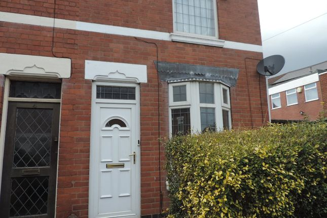 2 bed end terrace house to rent in St Michaels Road, Stoke, Coventry