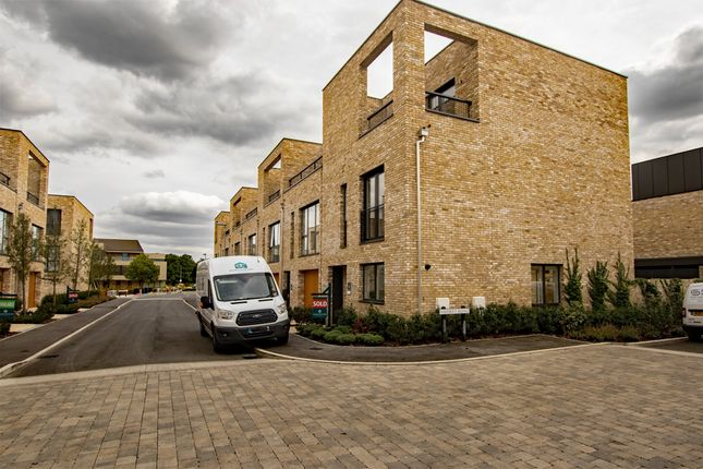 Thumbnail End terrace house to rent in Windmill Drive, Cambridge
