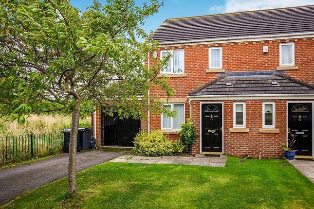 Thumbnail Detached house to rent in Ridgewood Close, Darlington