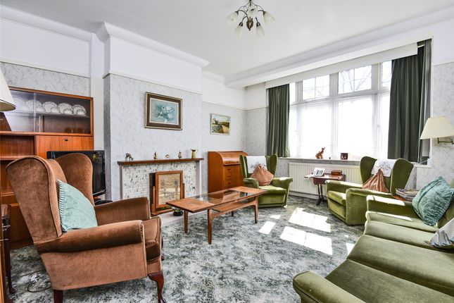 Thumbnail End terrace house for sale in Thornton Road, London