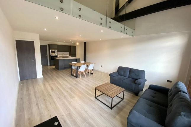 Thumbnail Flat to rent in Apartment 341, Conditioning House, Cape Street, Bradford