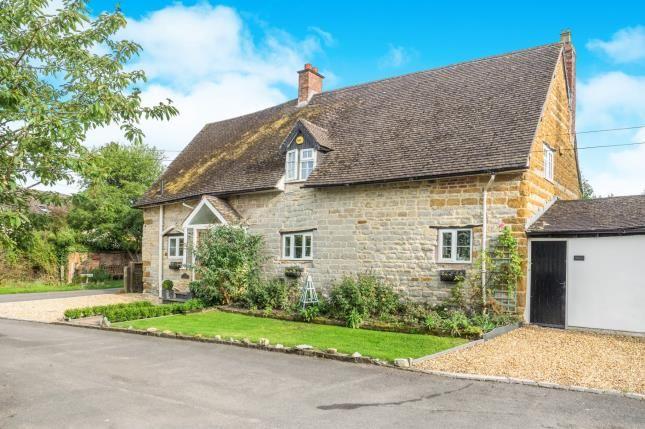 Thumbnail Detached house for sale in Church Lane, Gaydon, Warwick, Warwickshire