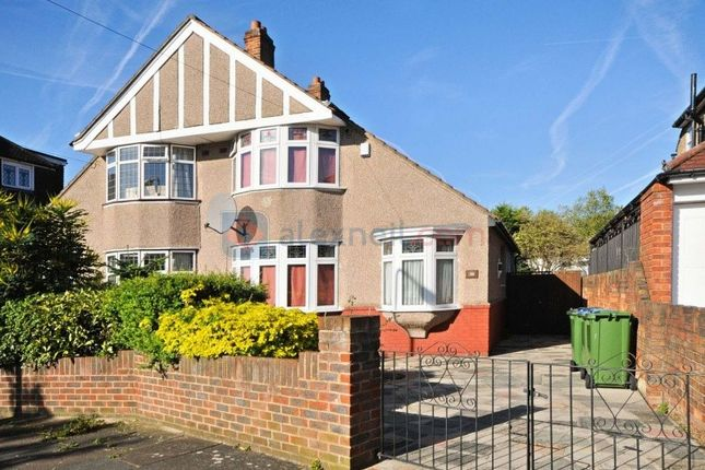 Thumbnail Terraced house to rent in Mayday Gardens, London