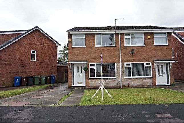 Thumbnail Semi-detached house for sale in Withington Drive, Astley
