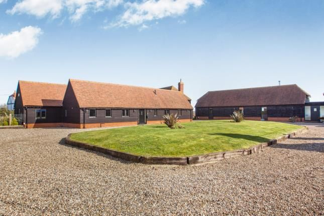 Thumbnail Barn conversion for sale in Old Tree, Hoath, Canterbury, Kent