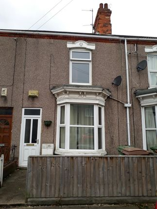 Thumbnail Terraced house for sale in Farebrother Street, Grimsby