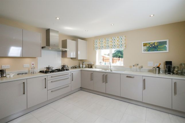 Thumbnail Detached house for sale in Kettering Road, Market Harborough