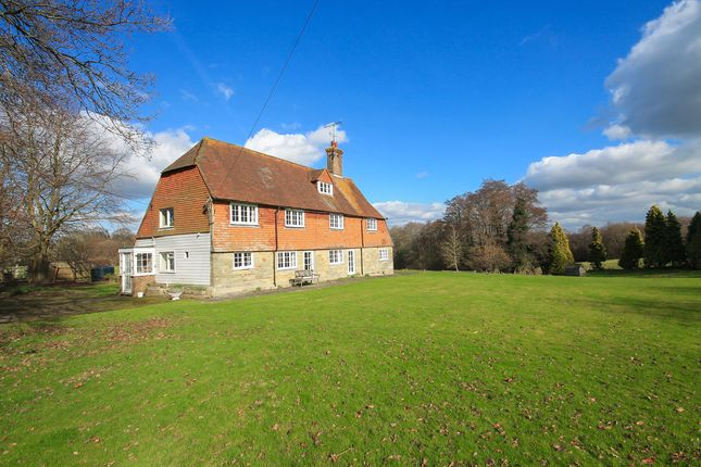 Thumbnail Detached house for sale in Weir Wood, Forest Row