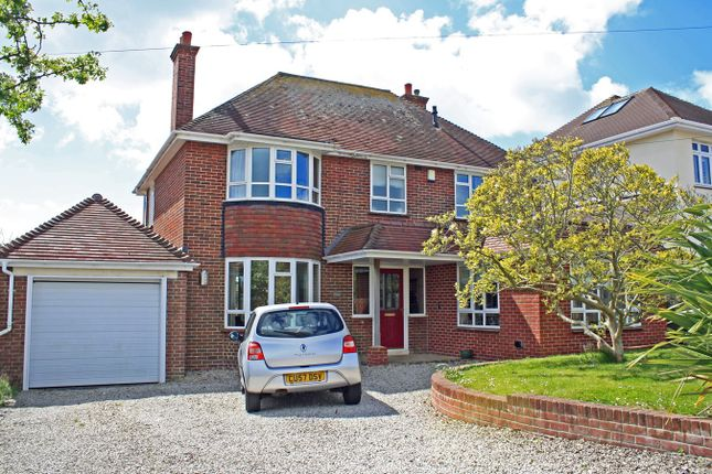 Thumbnail Detached house for sale in Vivian Park, Swanage