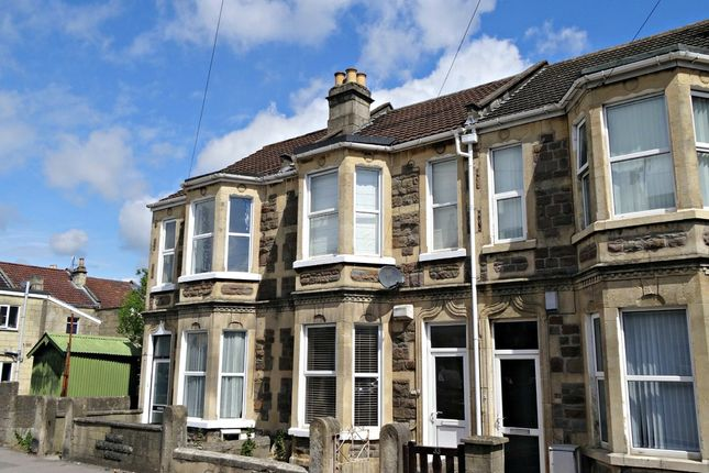 Thumbnail Terraced house for sale in Cynthia Road, Oldfield Park, Bath