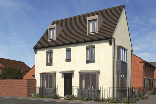 Thumbnail Detached house for sale in The Herford, Eastfiled Development, Lawley