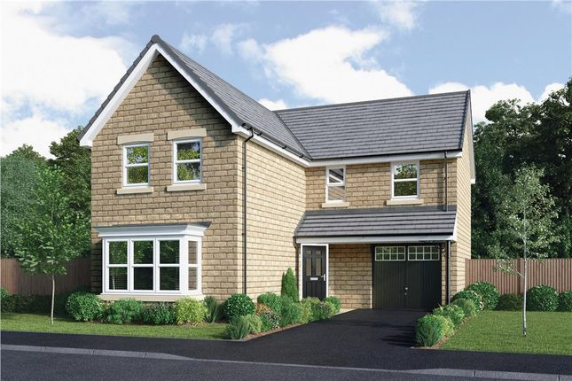 """4 bed detached house for sale in """"Travers"""" at King Street, Drighlington, Bradford BD11"""
