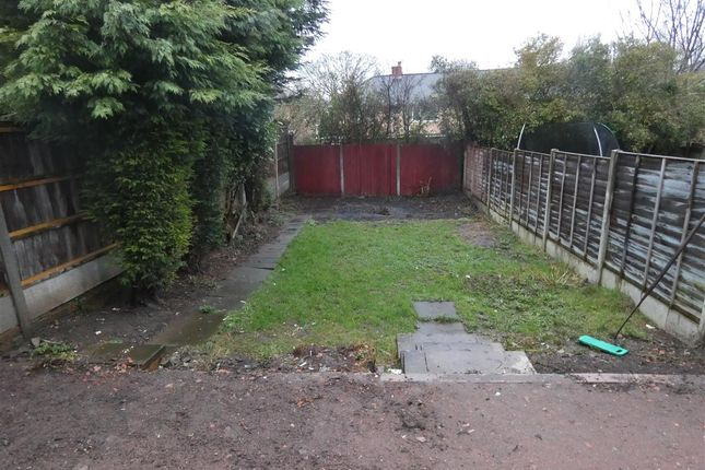 Rear Garden of Sunningdale Road, Tyseley, Birmingham B11