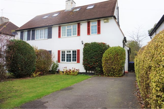 Semi-detached house for sale in The Parkway, Iver