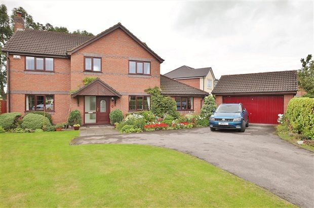 Thumbnail Property for sale in Fairview Close, Preston